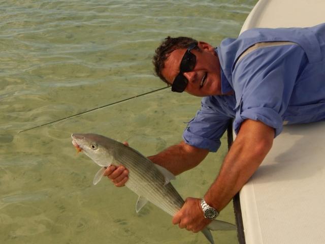 Fresh Creek Andros Island Bonefish