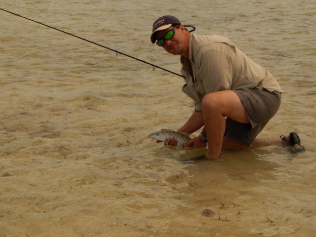 Andros Island Fly Fishing on the Flats